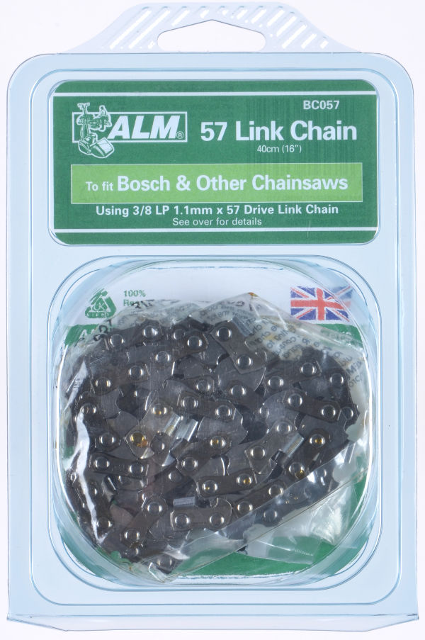 "Chain for 40cm (16"") bar with 57 Drive Links"