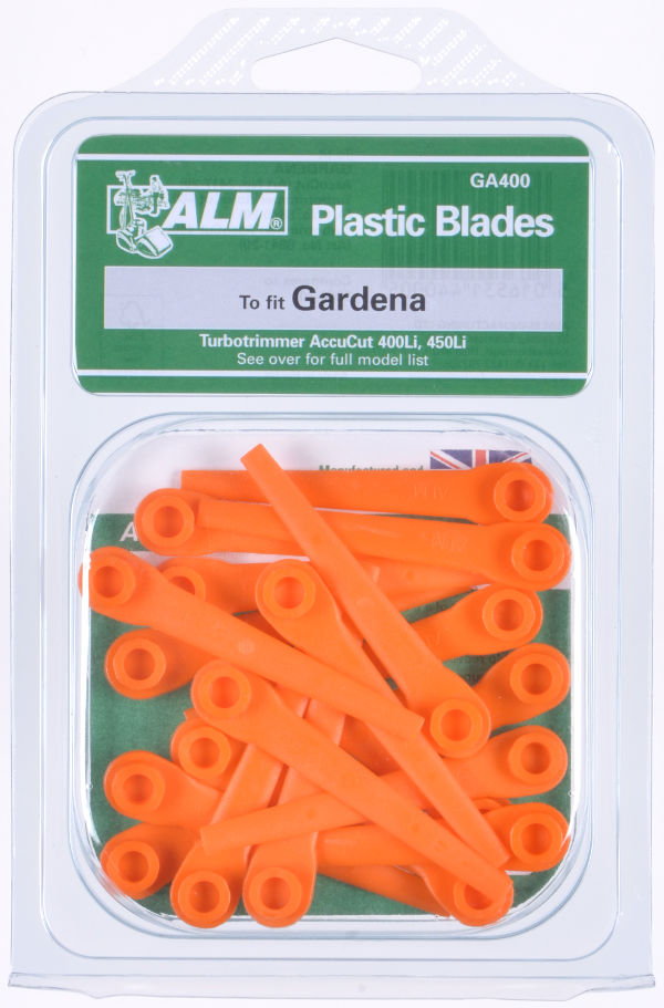 Plastic Blades for Gardena Trimmer