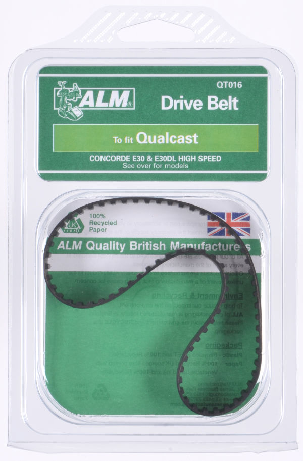 Bosch / Qualcast Drive Belt for Concorde CD30 & other mowers